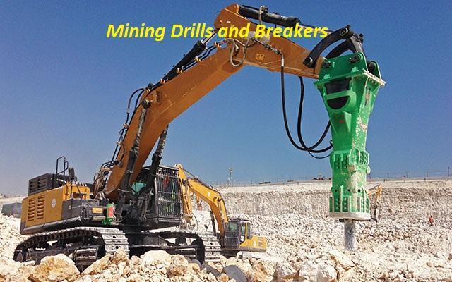 Mercado global de perforadoras y martillos mineros