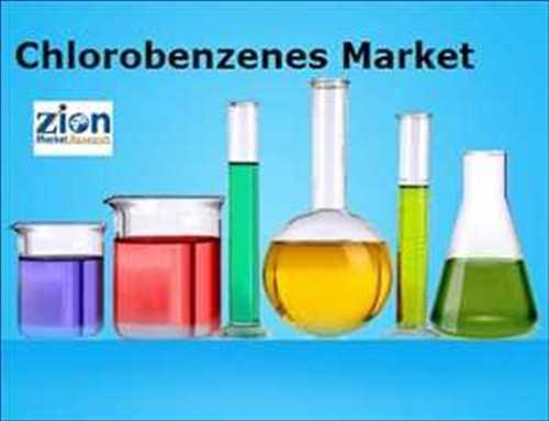 Mercado global de clorobencenos