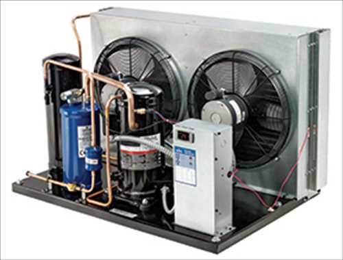 Mercado global de unidades de condensación