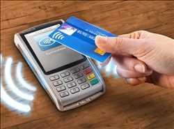Transacción de pago sin contacto