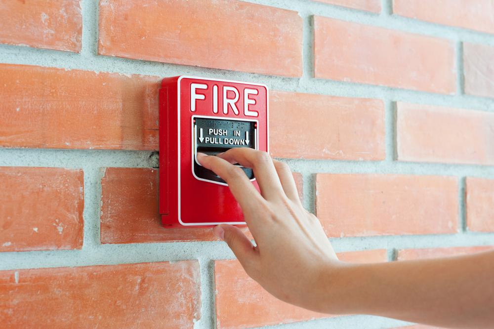 Mercado global de alarmas contra incendios