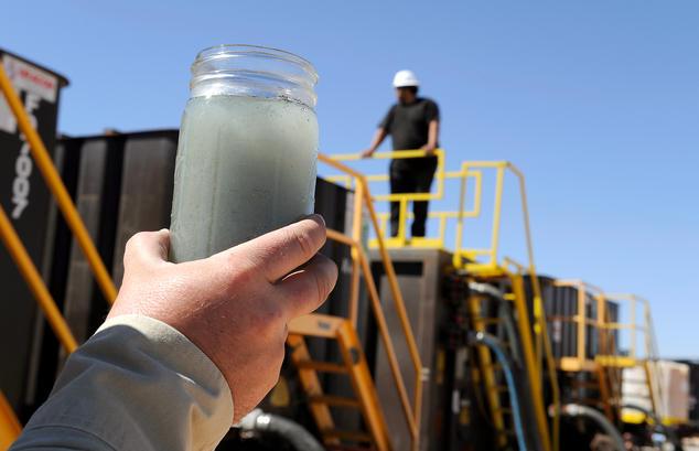Mercado global de productos químicos y fluidos de fracturación hidráulica