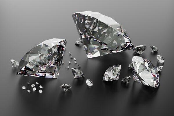 Mercado mundial de diamantes industriales