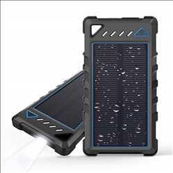 Mercado global de cargadores solares portátiles