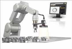Mercado de robots guiados por visión global